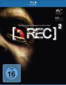 [Rec]² (Blu-ray), Blu-ray Disc