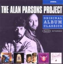 The Alan Parsons Project: Original Album Classics, 5 CDs