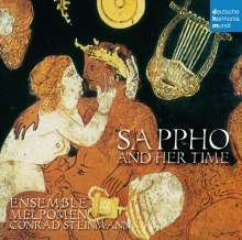 Sappho and her Time - Altgriechische Musik, CD
