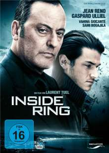 Inside Ring, DVD