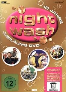 10 Jahre Nightwash - Die Jubiläums-DVD, 3 DVDs