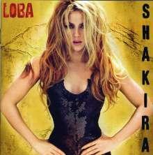 Shakira: Loba, CD