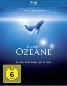 Unsere Ozeane (Blu-ray), Blu-ray Disc