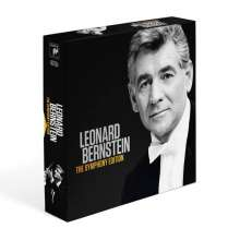 Leonard Bernstein - Symphony Edition, 60 CDs