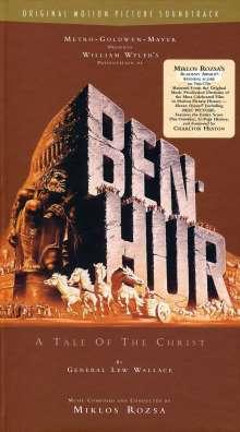 Miklos Rozsa (1907-1995): Filmmusik: Ben-Hur, 2 CDs