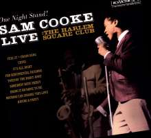 Sam Cooke: One Night Stand: Live At The Harlem Square Club 1963 (180g), LP