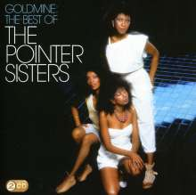 Pointer Sisters: Goldmine: The Best Of Pointer Sisters, 2 CDs