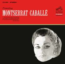 Montserrat Caballe singt Bellini & Donizetti, CD