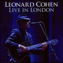 Leonard Cohen (1934-2016): Live In London 2008, 2 CDs