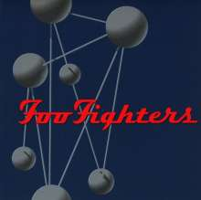 Foo Fighters: The Colour And The Shape, CD