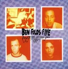 Ben Folds: Whatever & Ever Amen, CD