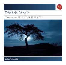 Frederic Chopin (1810-1849): Nocturnes Nr.7-19, CD