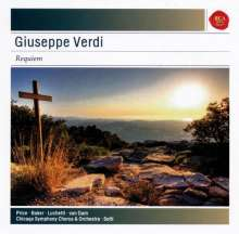 Giuseppe Verdi (1813-1901): Requiem, CD