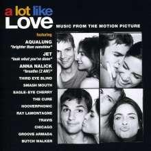 Filmmusik: A Lot Like Love, CD
