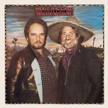 Willie Nelson & Merle Haggard: Pancho & Lefty, CD