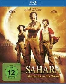 Sahara - Abenteuer in der Wüste (Blu-ray), Blu-ray Disc