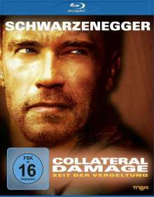 Collateral Damage (Blu-ray), Blu-ray Disc