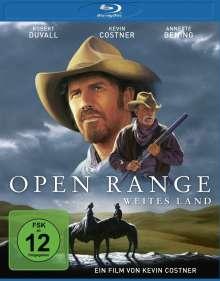 Open Range - Weites Land (Blu-ray), Blu-ray Disc