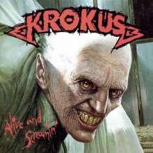 Krokus: Alive And Screamin', CD