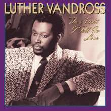 Luther Vandross: The Night I Fell In Love, CD