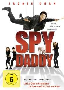 Spy Daddy, DVD