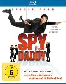 Spy Daddy (Blu-ray), Blu-ray Disc