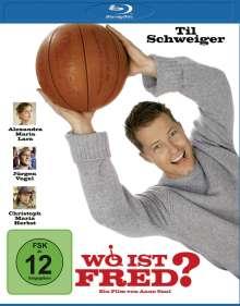 Wo ist Fred? (Blu-ray), Blu-ray Disc