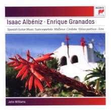 Isaac Albeniz (1860-1909): Werke für Gitarre, CD