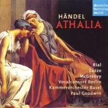 Georg Friedrich Händel (1685-1759): Athalia, 2 CDs