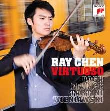 Ray Chen - Virtuoso, CD