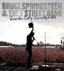 Bruce Springsteen: London Calling: Live In Hyde Park 28.6.2009, 2 DVDs