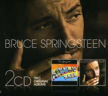 Bruce Springsteen: Greetings From(...)/ The Wild,, 2 CDs