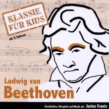 Klassik für Kids - Ludwig van Beethoven, CD