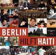 Berlin hilft Haiti - Benefizkonzert aus der Berliner Philh., CD