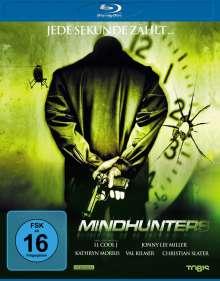 Mindhunters (Blu-ray), Blu-ray Disc