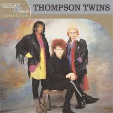 Thompson Twins: Platinum & Gold Collection: The Best Of Thompson Twins, CD