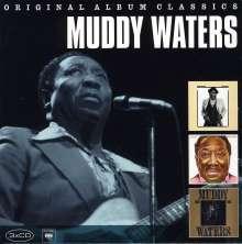 Muddy Waters: Original Album Classics, 3 CDs