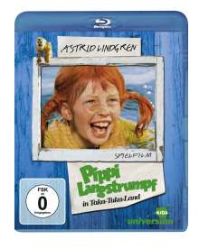 Pippi in Taka-Tuka-Land (Blu-ray), Blu-ray Disc
