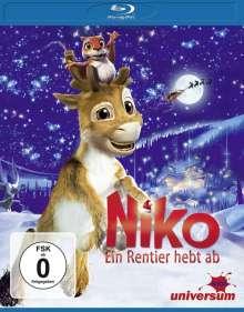 Niko - Ein Rentier hebt ab (Blu-ray), Blu-ray Disc