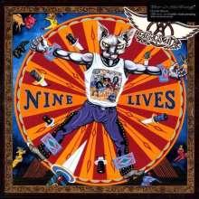 Aerosmith: Nine Lives (180g), 2 LPs