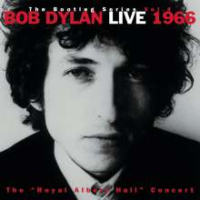 Bob Dylan: Live 1966 (Bootleg Series 4), 2 CDs
