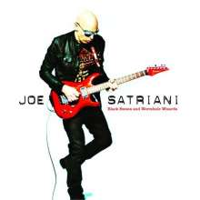 Joe Satriani: Black Swans & Wormhole Wizards, CD
