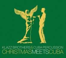 Klazz Brothers & Cuba Percussion: Christmas Meets Cuba, CD