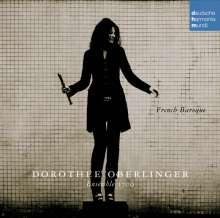 Dorothee Oberlinger - French Baroque, CD