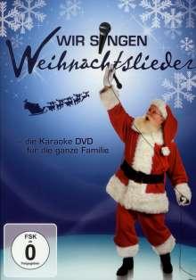 Karaoke & Playback: Die schönsten Weihnachtslieder, DVD