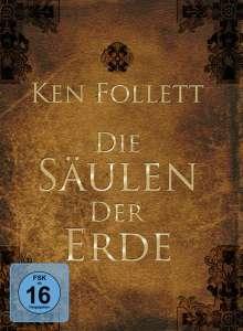 Die Säulen der Erde (Special Edition), 5 DVDs