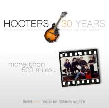 The Hooters: More Than 500 Miles: Best Of (30th Anniversary Deluxe Edit.), CD
