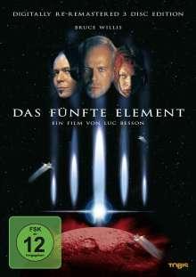 Das fünfte Element (Special Edition), 3 DVDs