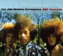 Jimi Hendrix: BBC Sessions (2CD + DVD) (Digipack), 2 CDs