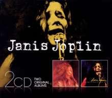 Janis Joplin: I Got Dem Ol' Kozmic Blues Again Mama / Love, Janis, 2 CDs